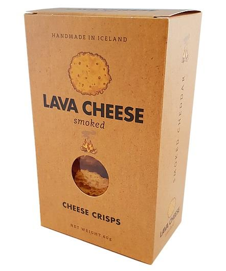 Lava Cheese  Cheddar Smoked 60 g