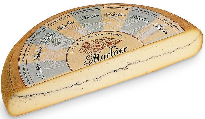 Morbier Tradition opast
