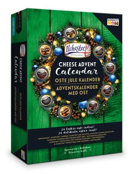 Adventskalender ost 2019